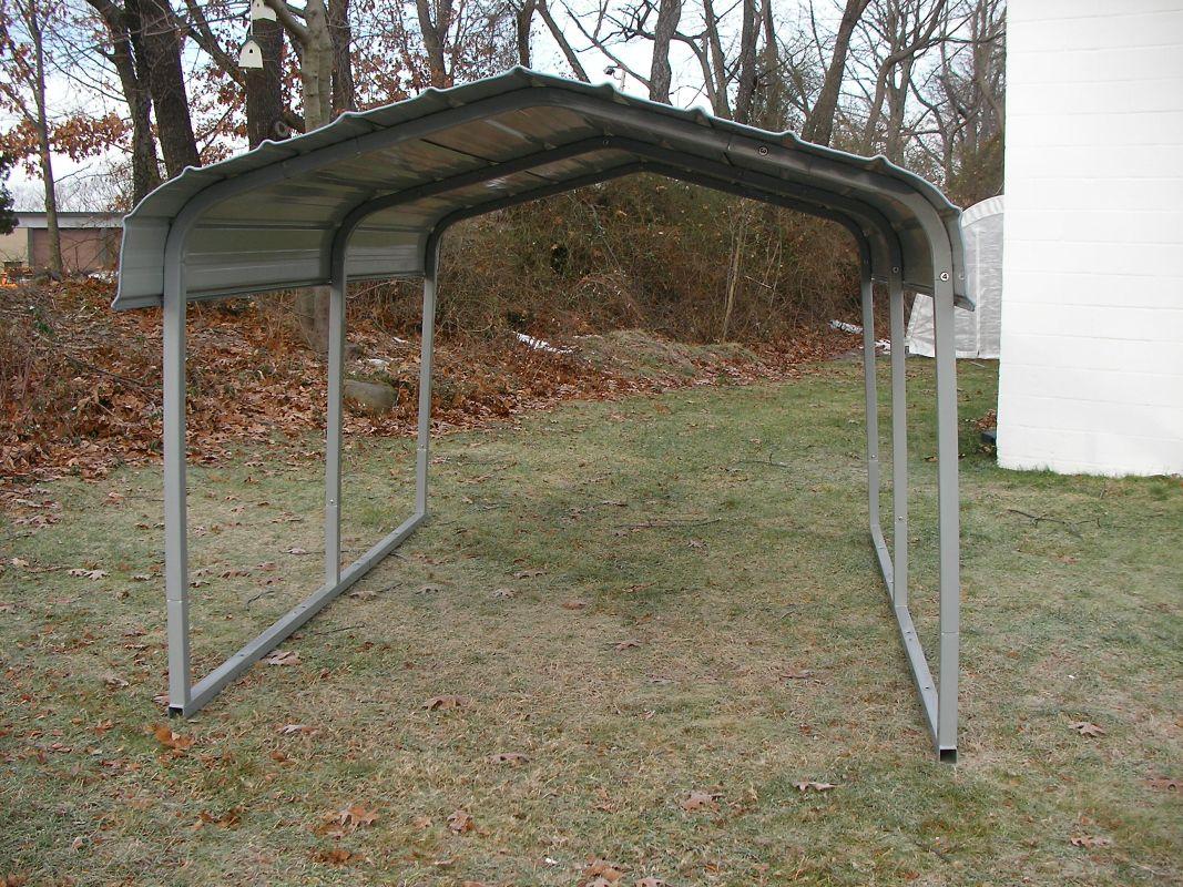 Metal Portable Carports 22x24 : Barns go portable horse stalls shelters car garages